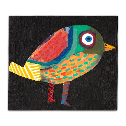 Bird 1 - Small Painting