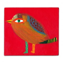 Bird 3 - Small Painting