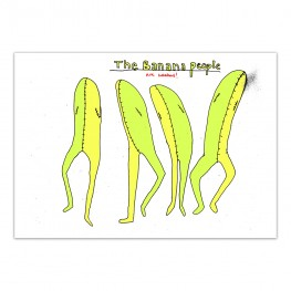 The Banana People - Print